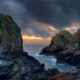 The End of Day, Mullion Cove, Cornwall