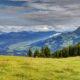 Hahnenkamm, Kitzbuhel, Austria